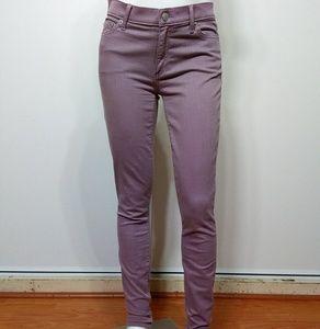 GAP • Purple Skinny Jeans / NWOT - Size 25R